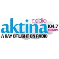 Logo de la radio Aktina Radio 104,7 Corfu