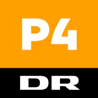 Logo of radio station DR P4 Midt og Vest