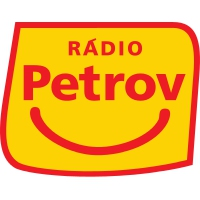 Logo of radio station Rádio Petrov