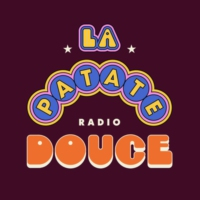 Logo of radio station La Patate Douce