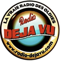 Logo of radio station Radio Deja Vu