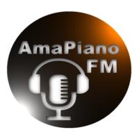 Logo of radio station Amapiano FM