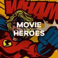 Logo of radio station Klassik Radio - Movie Heroes