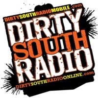 Logo of radio station Dirty South Radio