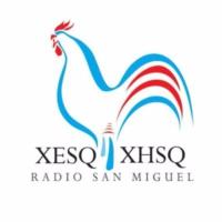 Logo de la radio XESQ Radio San Miguel de Allende