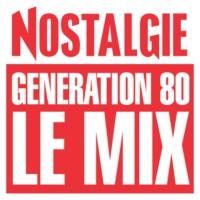 Logo of radio station Nostalgie Génération 80 Le Mix