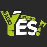 Logo de la radio Rádio Yes 102.9