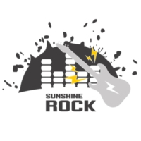 Logo de la radio Sunshine Rock