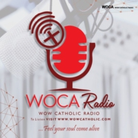 Logo of radio station WOWCatholic - WOCA Radio