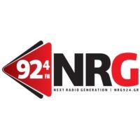 Logo of radio station NRG 92.4