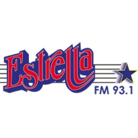Logo of radio station Radio Estrella 93.1