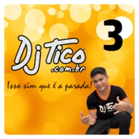 Logo of radio station Rádio DJ Tico 3 – FESTA DANCE