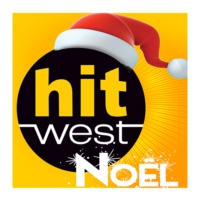 Logo of radio station Hit West Noël