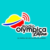 Logo of radio station RADIO OLYMPICA LATINA