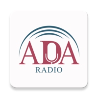 Logo of radio station ADA RADIO