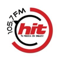 Logo de la radio Radio HIT 105.7