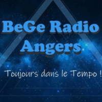 Logo of radio station angers begeradio