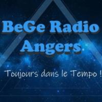 Logo de la radio angers begeradio