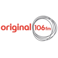 Logo of radio station Original 106 fm