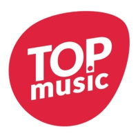 Logo of radio station Top Music