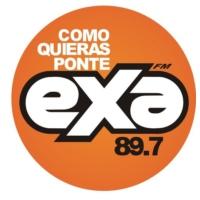 Logo de la radio Exa FM 89.7