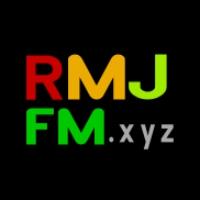 Logo of radio station RMJfm