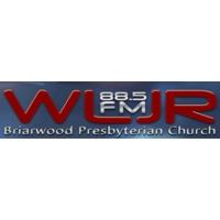 Logo of radio station WLJR Radio