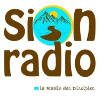 Logo of radio station SION RADIO