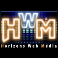Logo of radio station HWM