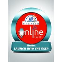 Logo of radio station Cherish radio Broadcast