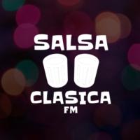 Logo de la radio Salsa Clasica FM