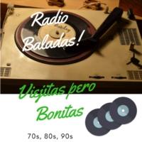 Logo de la radio Radio Baladas Viejitas Bonitas