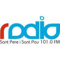 Logo of radio station Ràdio Sant Pere i Sant Pau 101.0 FM