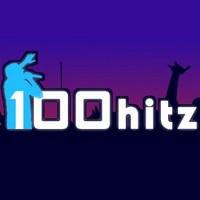 Logo of radio station 100Hitz - Heavy Metal