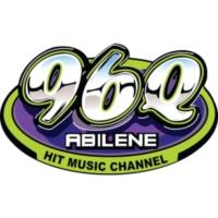 Logo de la radio KORQ 96Q Abilene