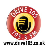 Logo of radio station Drive 105