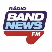 Logo of radio station Rádio BandNews FM - Rio de Janeiro