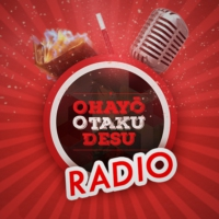 Logo of radio station OhayoOtakuDesu Radio