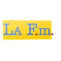 Logo de la radio La FM Boyacá 93.1