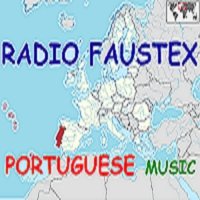 Logo of radio station RADIO FAUSTEX PORTUGUESE MUSIC 2