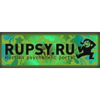 Logo of radio station Rupsy.ru -  Full-on