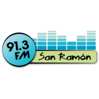 Logo of radio station FM San Ramón