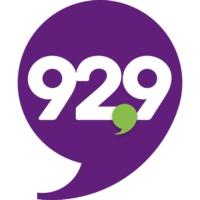 Logo of radio station CFUT 92.9