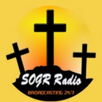 Logo of radio station SOGR Radio