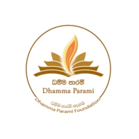 Logo of radio station Dhammaparami