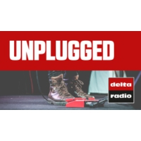 Logo of radio station delta radio - UNPLUGGED