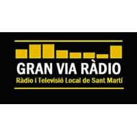 Logo de la radio Gran Vía Radio
