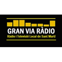Logo of radio station Gran Vía Radio