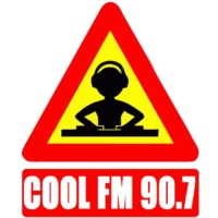 Logo of radio station Cool FM 90.7