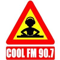 Logo de la radio Cool FM 90.7